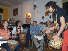Afro/Latin Drumming
